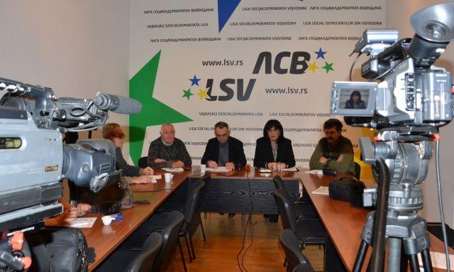 Odbor za poljoprivredu LSV