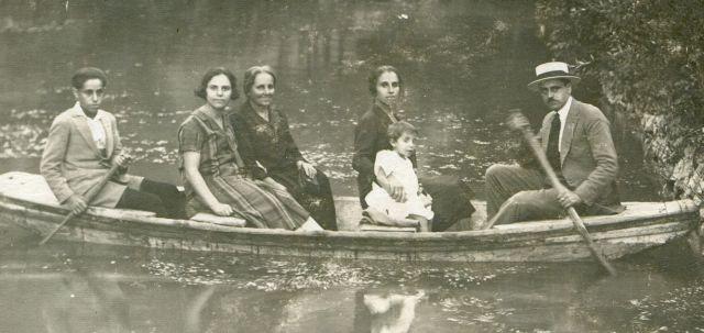 jevrejska porodica