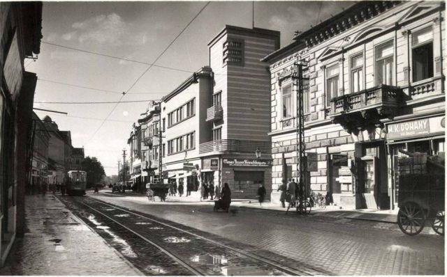 jevrejska ulica