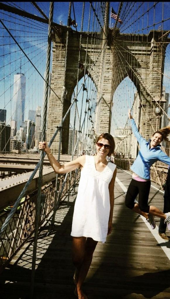 Bruklinski most, Maja&Masa