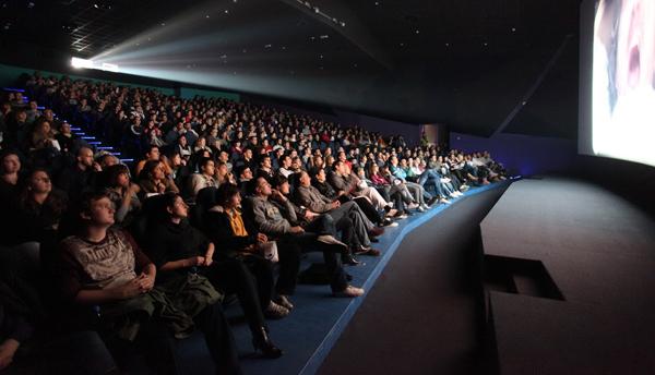 Novi Sad, bioskop Arena Cineplex