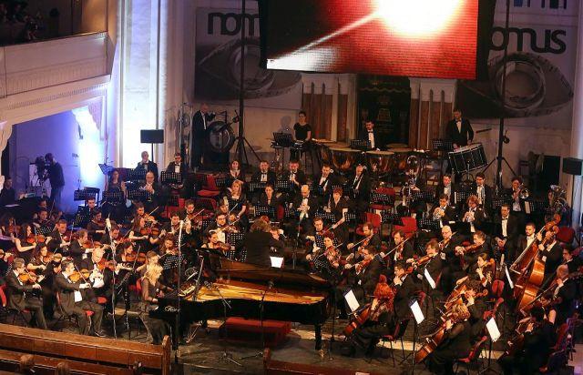 Vojvodjanski simfonijski orkestar foto SAJT