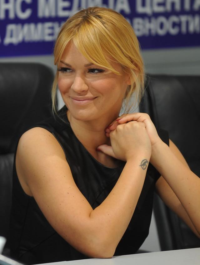 Natasa Bekvalac.portret, intervju.Novi Sad 0504 2011.Foto:Darko Dozet