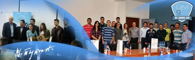 Tehnički fakultet Mihajlo Pupin I Levi9 IT Services partnerstvo