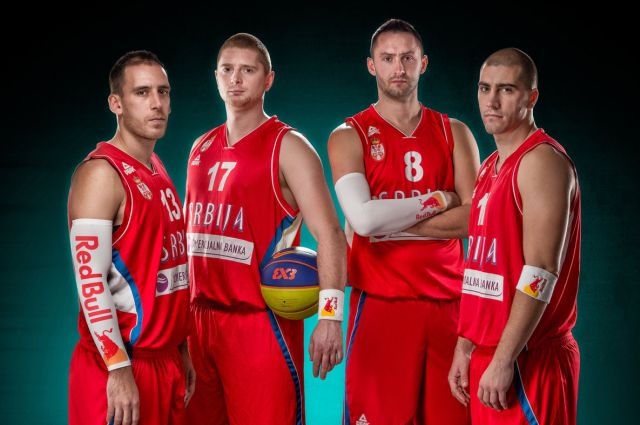 3x3 Basketball Team Novi Sad