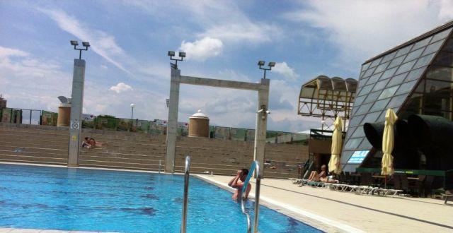 spens otvoren bazen