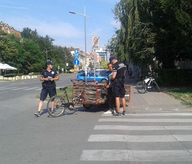 biciklisticka patrola