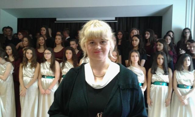 Direktor gimnazije Tatjana