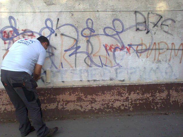 grafiti mrznje