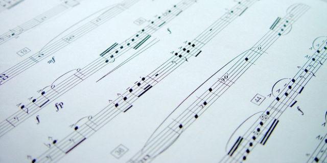 note,-muzika