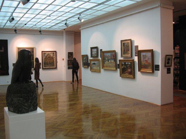 Kolekcija Pavla Beljanskog 2011. u Domu Vojske Srbije