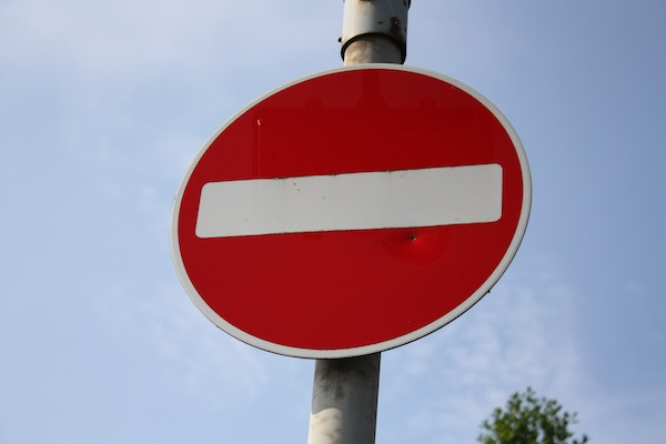 No-Entry-Road-Sign