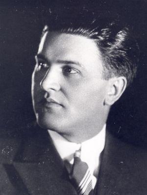 Pavle Beljanski, Prag 1926