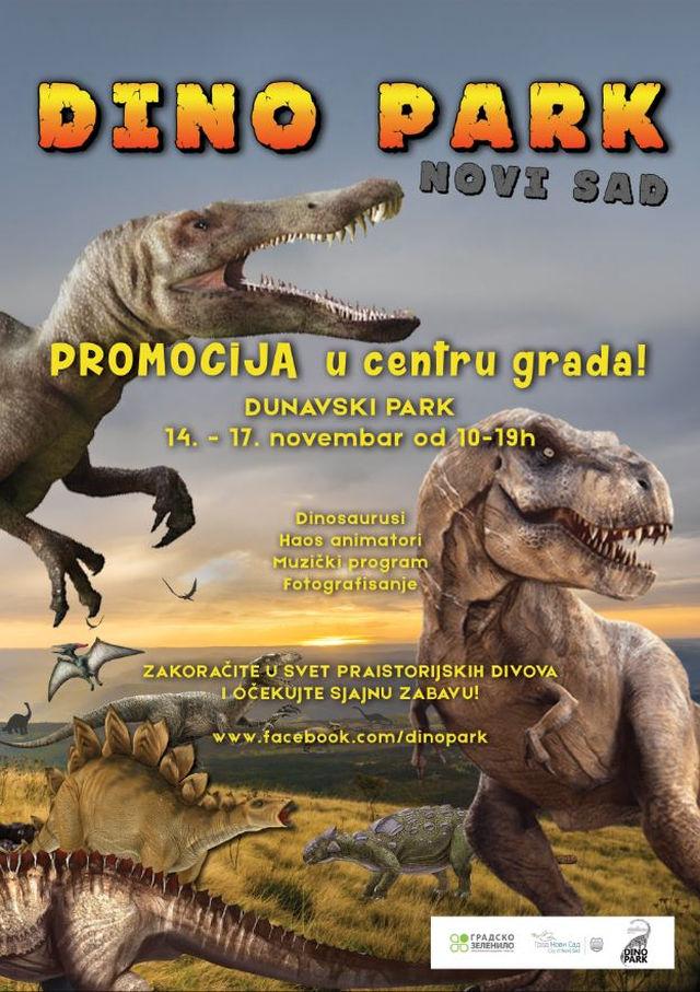 DinoParkPlakat