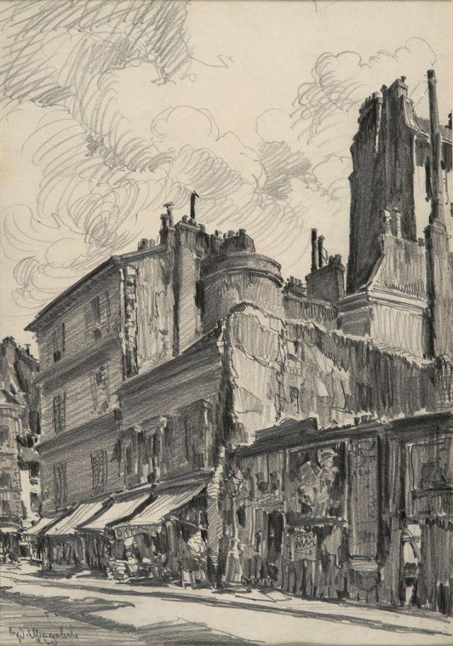 Ljubomir Ivanović, Pariz 1930.