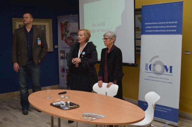Seminar Muzej i komunikacija NK ICOM Srbija 4.11.2015. SZPB (1)