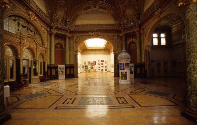 Umjetnicki paviljon Zagreb
