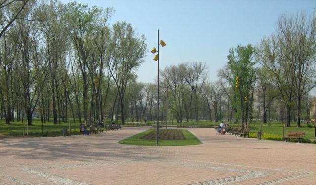limanski park