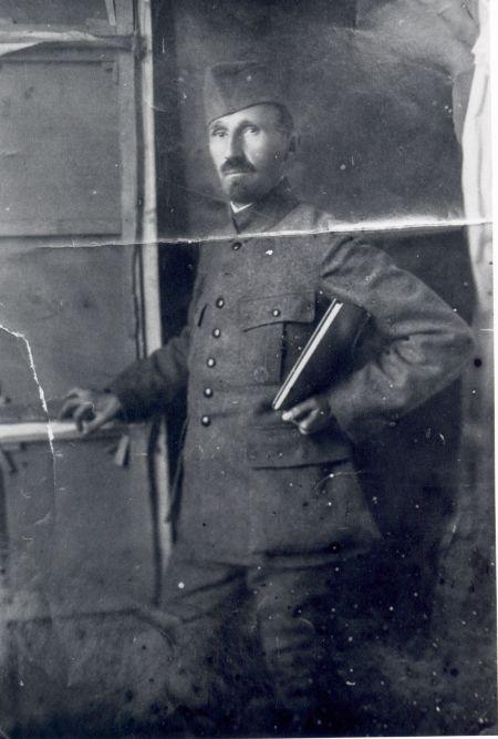 Kosta Milicevic 1917.