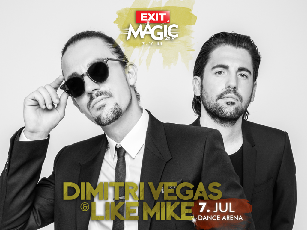 Dimitri vegas i like mike