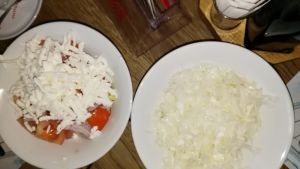 Podsetili su me na vrtić i salaticu u mini tanjirićima