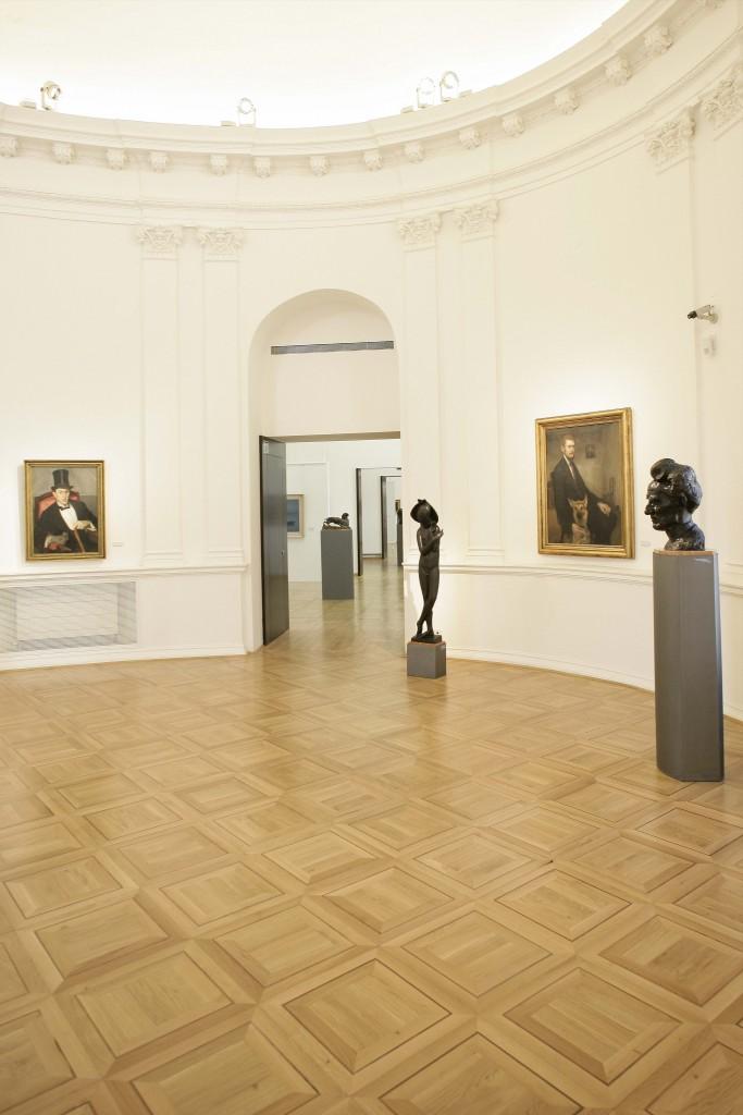 Kraljević u Modernoj galeriji