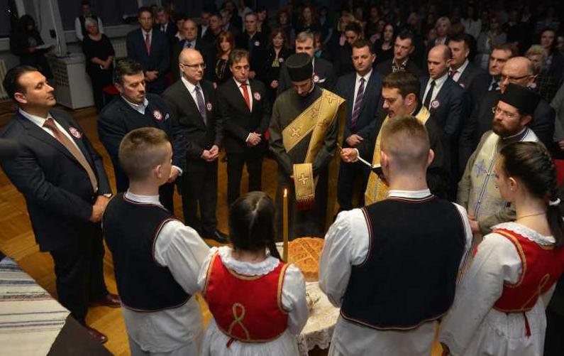 Milos Vucevic Svetosavska proslava  (2)