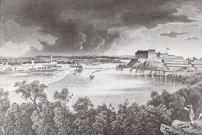 Novi Sad Petrovaradinska tvrdjava  (2)