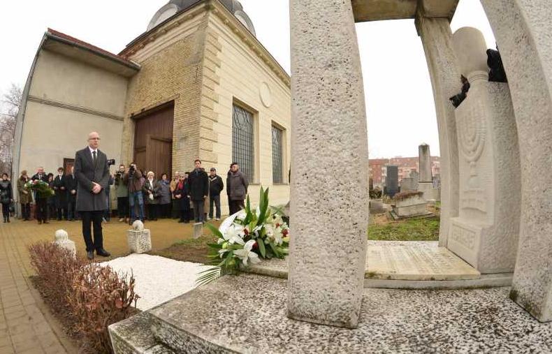 Secanje na Zrtve Holokausta  (2)