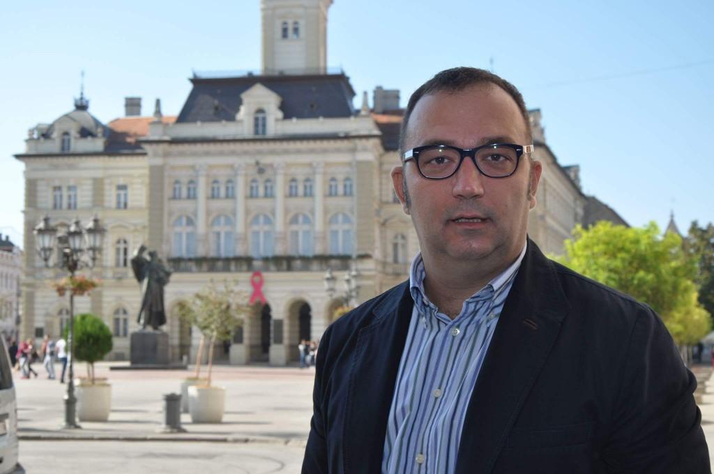 Aleksandar Filipović: Odnos koji smo videli prema životinjama govori o užasnom stepenu agresije koji se dešava u Novo Sadu