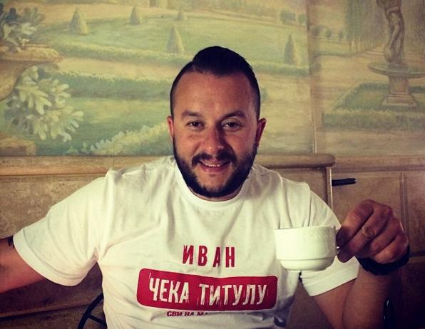 Ivan Ivanovic instagram