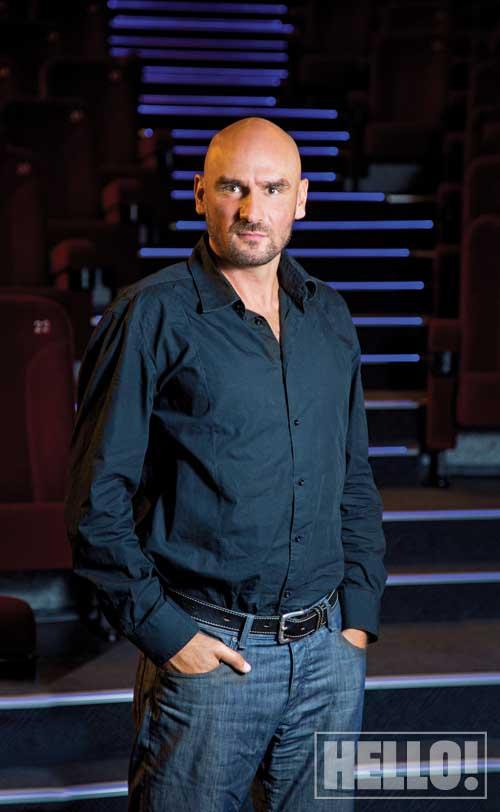 Glumac Milorad Kapor za magazin Hello. foto Bosko Karanovic