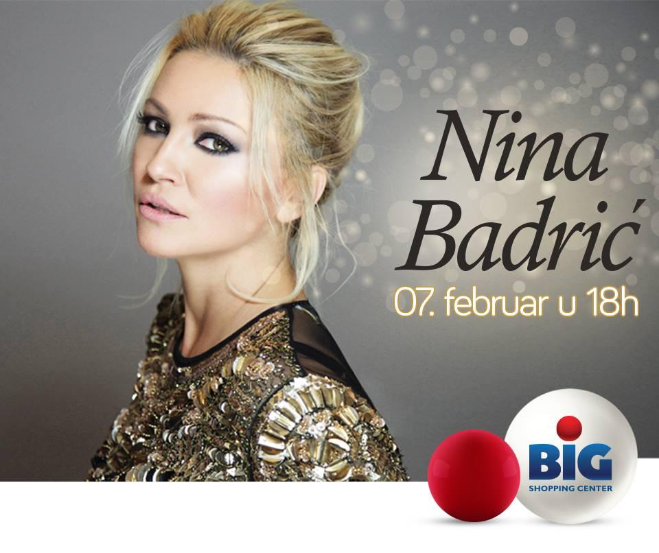 Nina Badric Big
