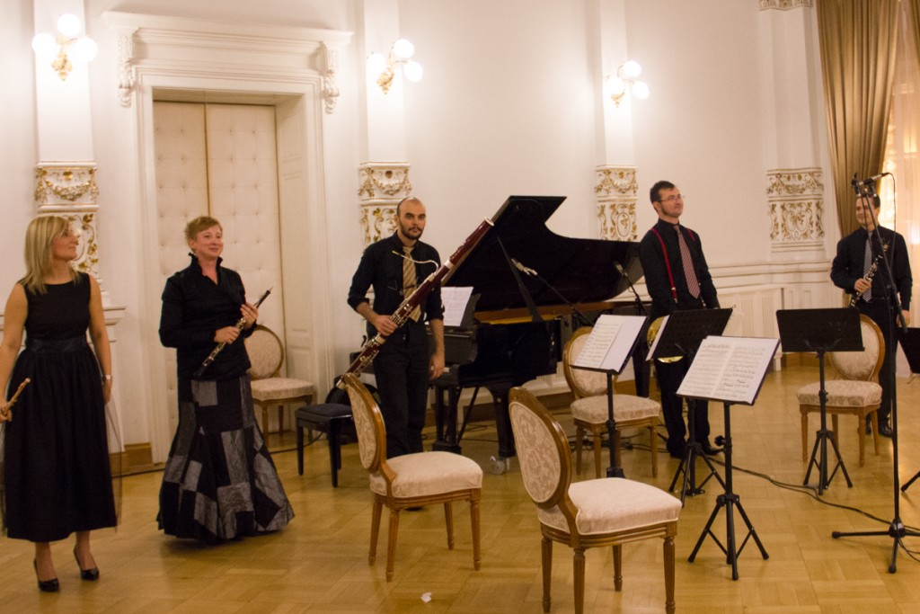 Novosadski duvački kvintet (1)