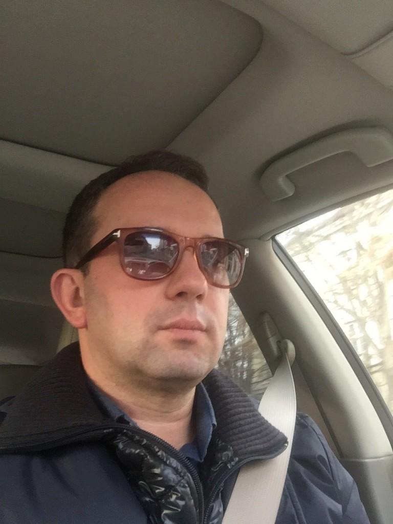 """Dr Dragan Stajić na putu do posla - Betanije, za koju kaže da je njegova """"druga kuća"""""""