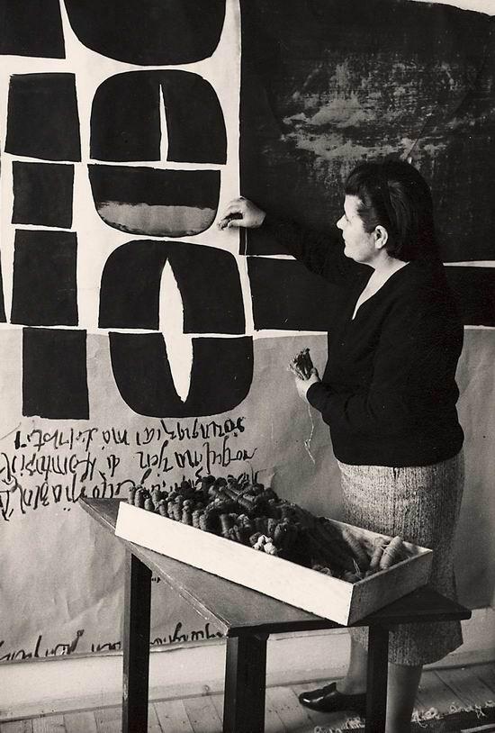 Etelka Tobolka - prva direktorka Ateljea 61