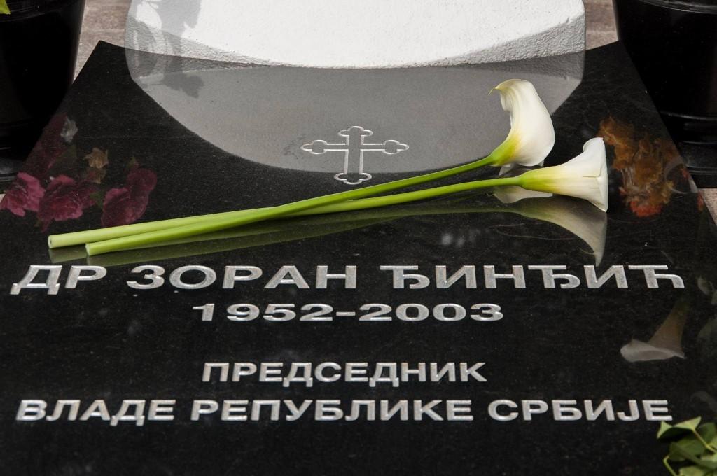 Grob Zorana Djindjica
