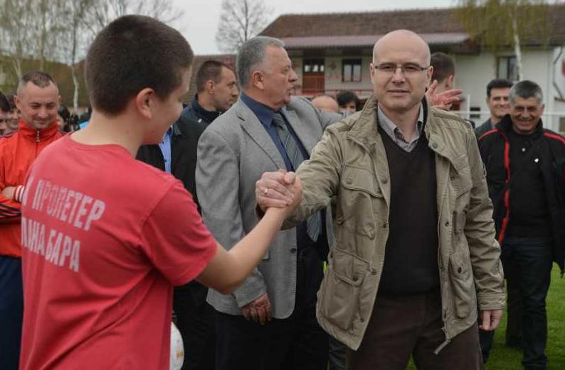 Milos Vucevic FK Proleter (2)
