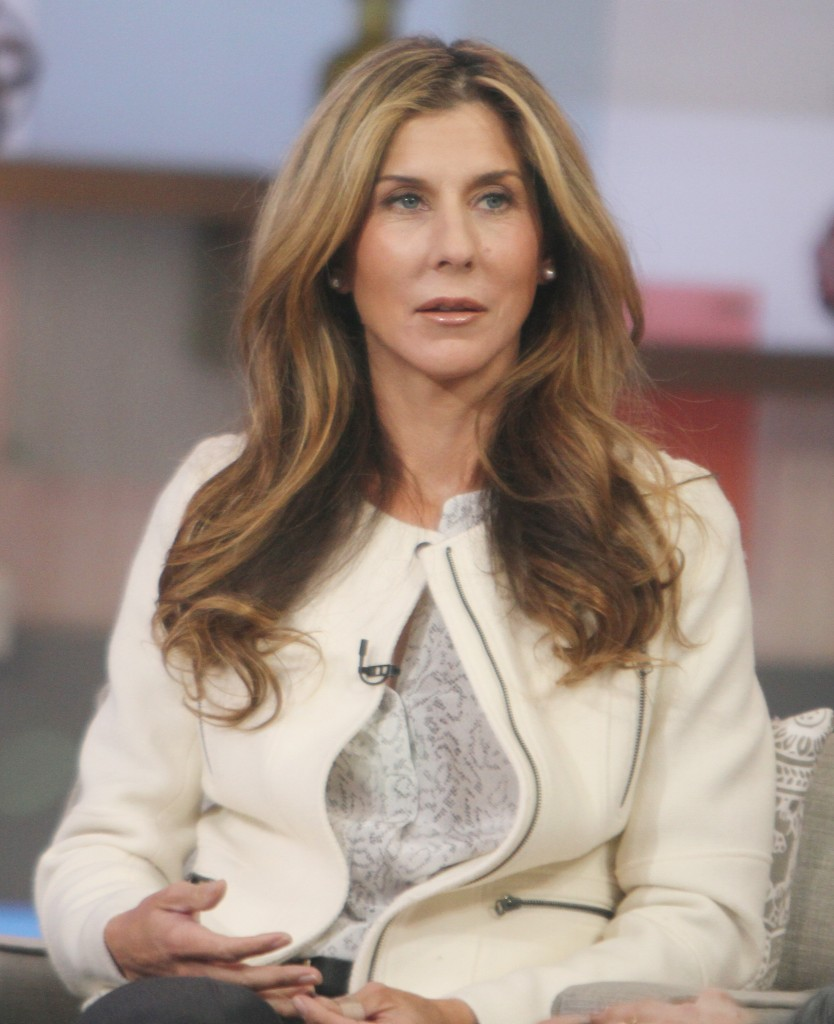 INF - Monica Seles At 'Good Morning America'