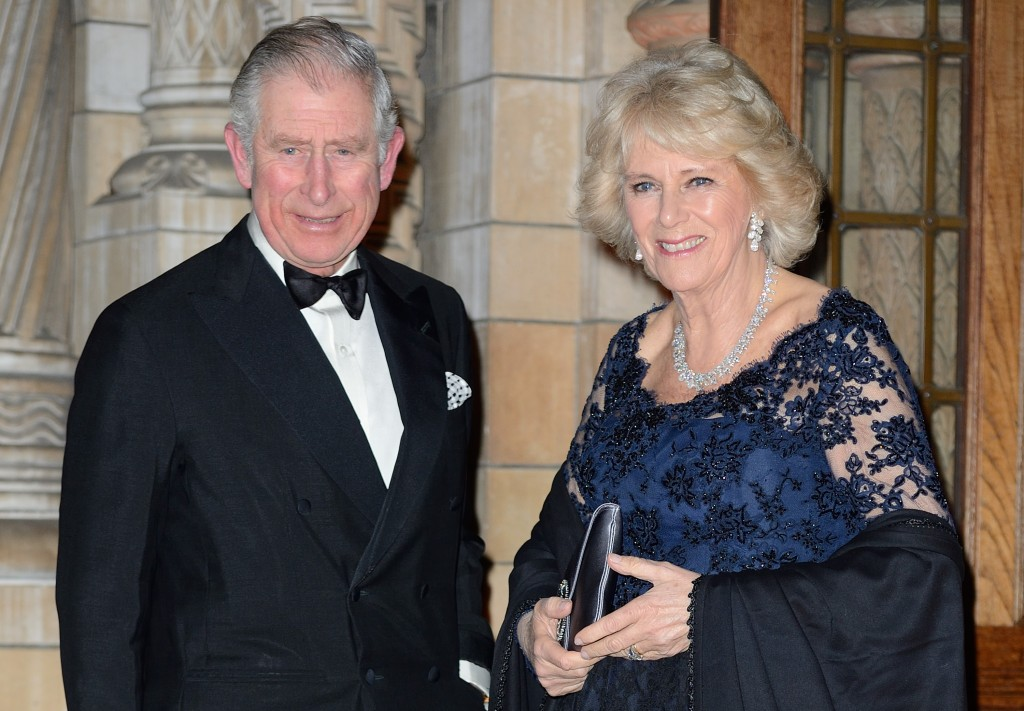 Prince Charles and The Duchess of Cornwall attend a British Asian Trust Reception