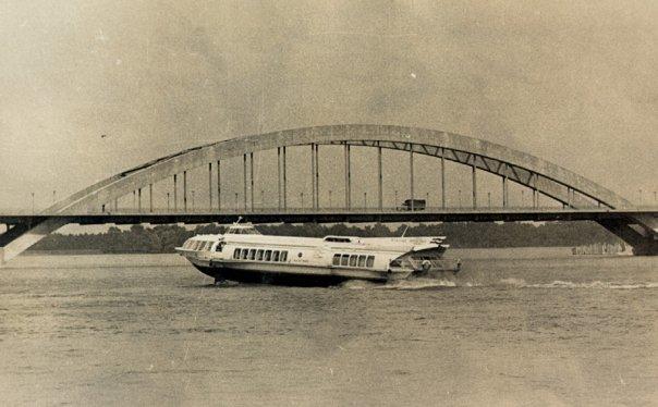 Žeželjev most 1970. godina