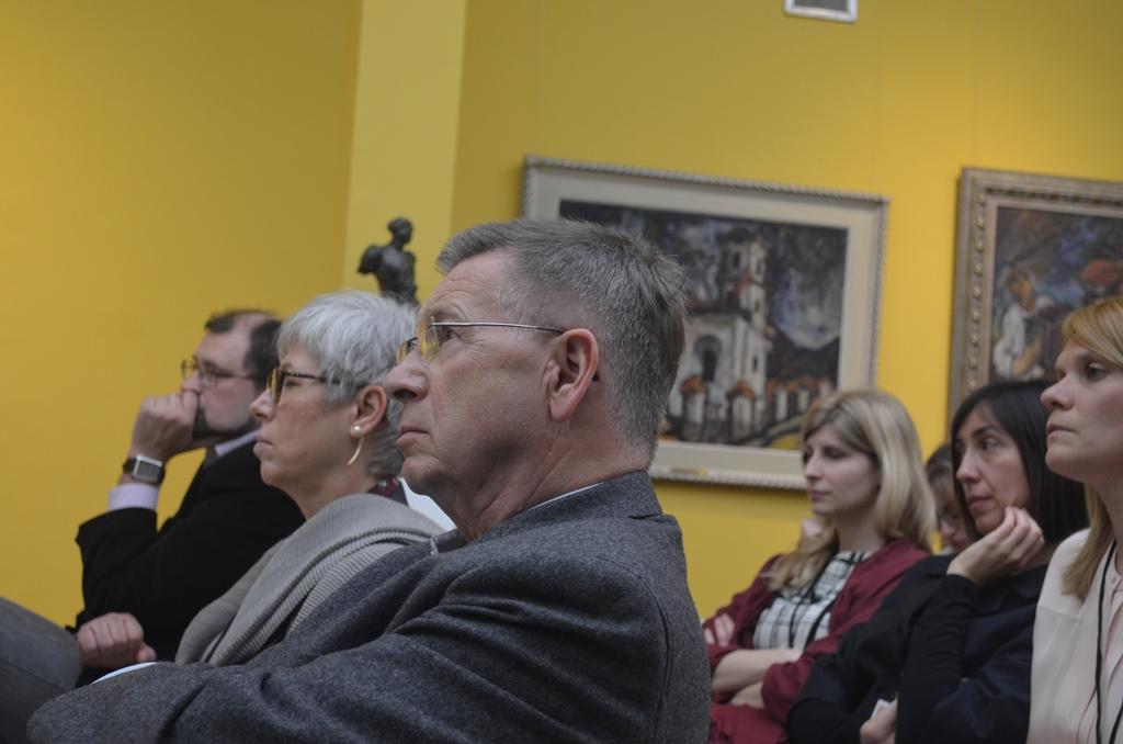 Dr. Zvonko Makovic, dr J. Jovanov, Vladimir Krivosejev, S. Cupic, S. Bulimbasic, A. Separovic