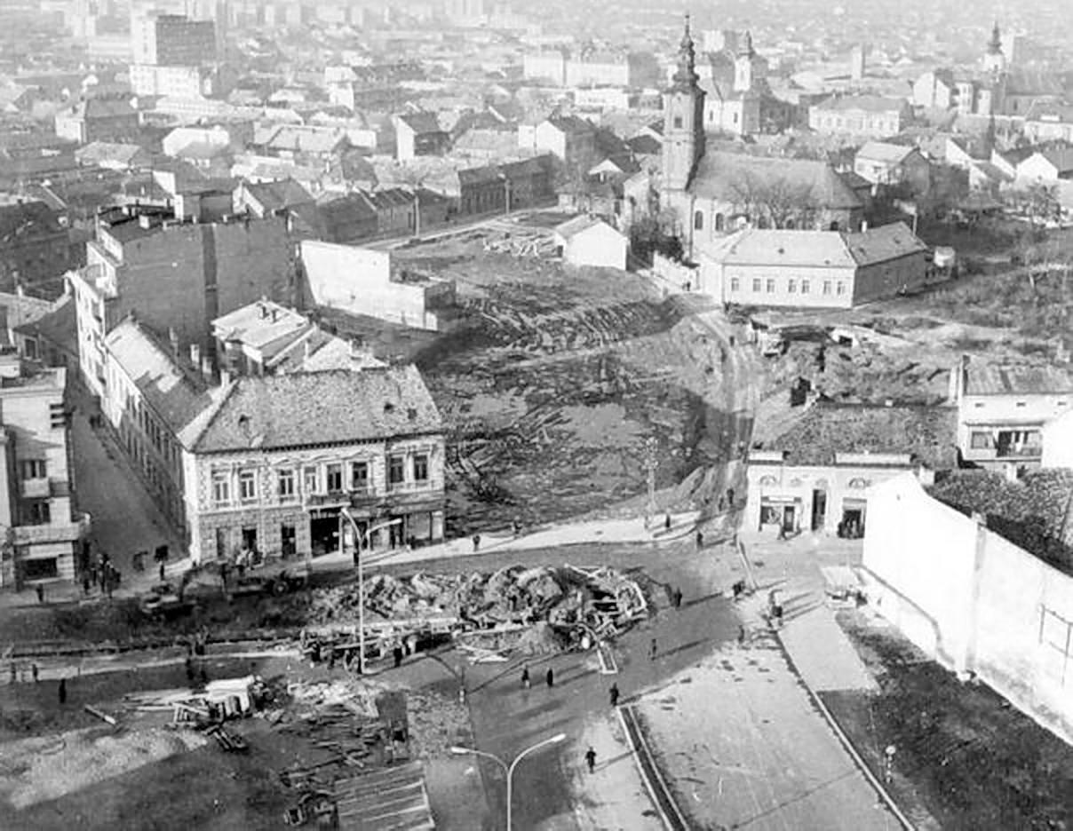 Stare fotografije Novog Sada