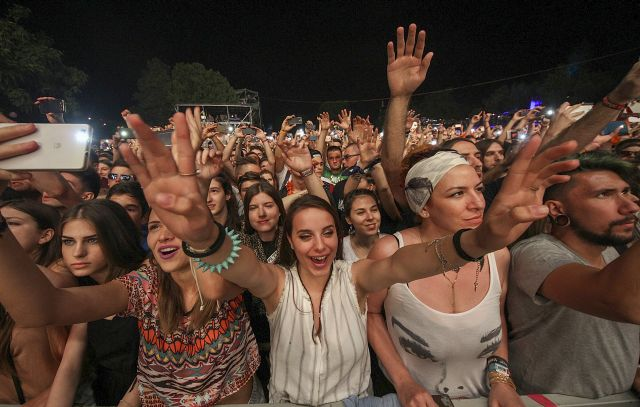 Novi Sad 09.07.2016 -  David Guetta.