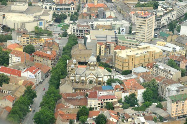 sinagoga iz vazduha