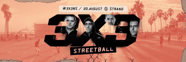 3x3 Novi Sad Streetball