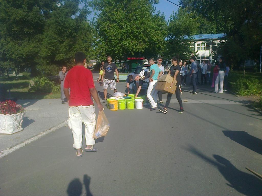 Donacija domu u Veterniku (2)