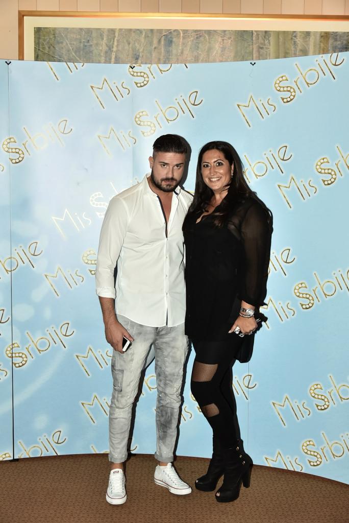 Sandra Coban i MS Stojan